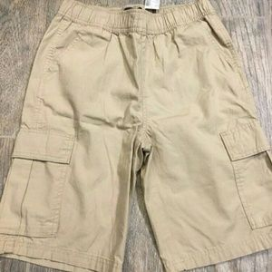 NWT Children's Place Pull-on Cargo Shorts
